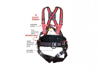 SAFETY HARNESS - RM P-51E