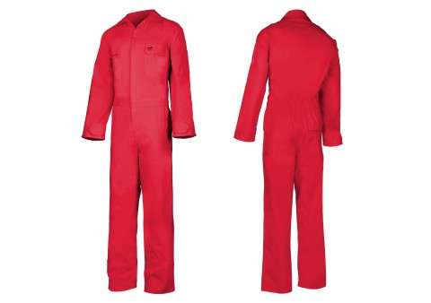 COVERALL PREMIUM POLY COTTON - PC240