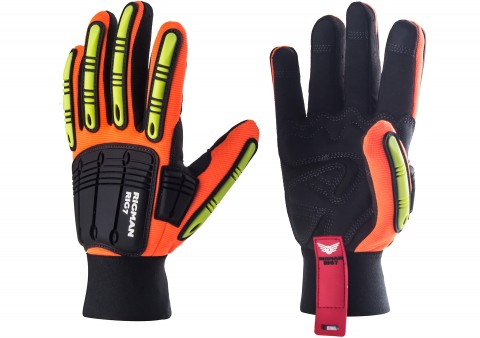IMPACT GLOVES - RIG7